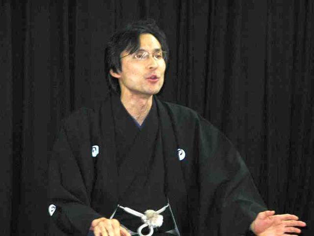 2009年2月7日東京ボランタリー・フォーラム田辺凌鶴さんの熱演